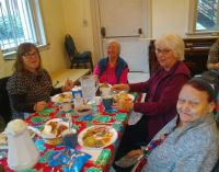 Senior Center Thanksgiving Friendship Luncheon on Nov. 17