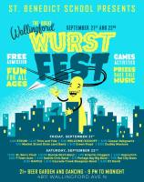 Wurst Fest Returns This Weekend