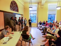Homeless Navigation Team Has Dialogue With The Wallingford Community Council