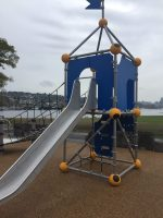 Gas Works Park's new playground is open