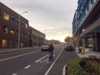 Protected Bike Lanes Will Connect Wallingford and Fremont