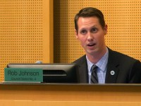 Councilmember Rob Johnson Steps Down Early