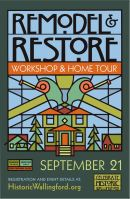 Remodel and Restore Workshop and Home Tour