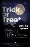 Trick of Treat at Wallingford Center