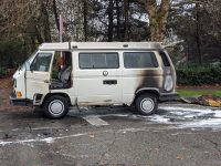 Van Burns Near Wallingford Playfield