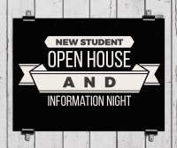 Lincoln High School Open House Thursday 1/16