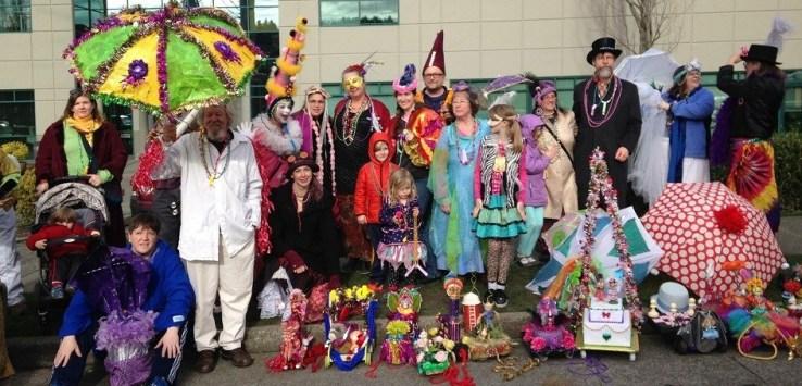 Petit Troll Parade