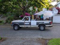 Quarantine Parade!