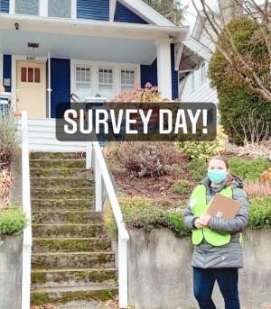 Survey Day!