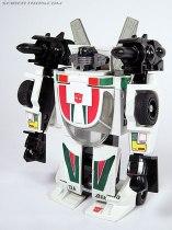 Il Wheeljack G1 non ha mai brillato per bellezza...