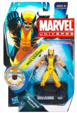 Hasbro Wolverine