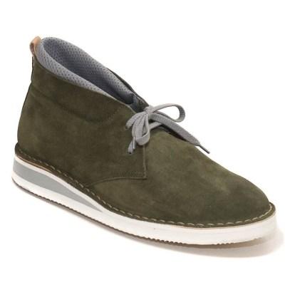 Desert boot estivo Gelindo camoscio oliva-0610