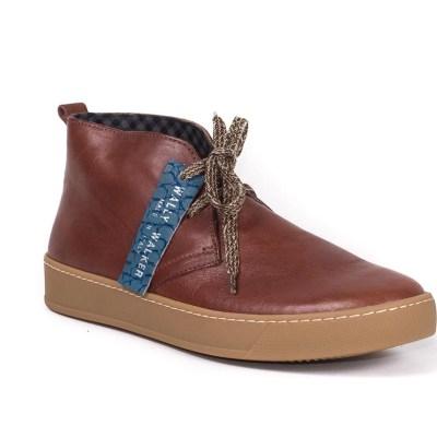sneaker cisco pelle cuoio-4082