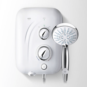 electric shower repair and replacement | Mira Elite QT showers installed