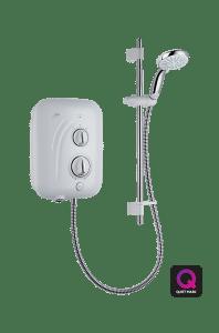 Mira Elite SE (9.8kW) Electric shower installed