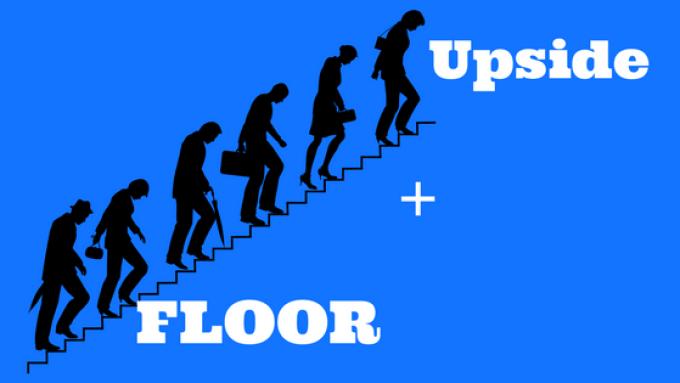 floor plus upside