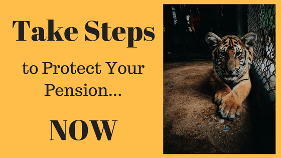 protect your pension now