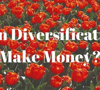 does diversification make money