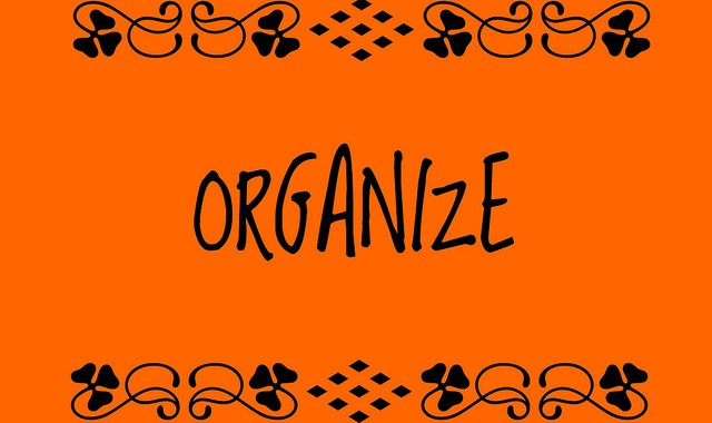 financially organized
