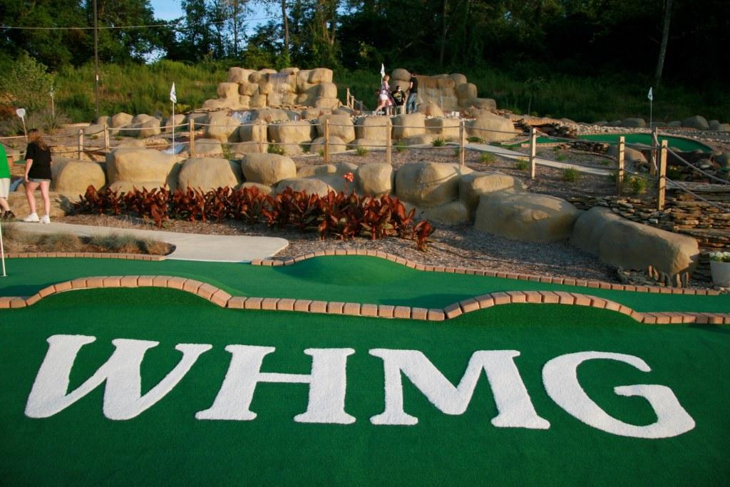 Walnut Hill Miniature Golf Course