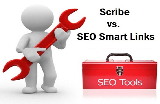 Choosing SEO tools for your business website: Scribe vs. SEO Smart Links