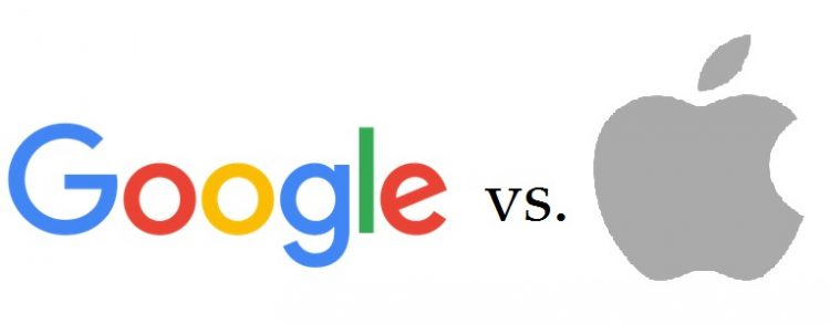Google vs. Apple: Who Will Control the Future of SEO?
