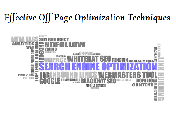 6 Effective Off-Page Optimization Techniques to Boost Your Website's Online Visibility