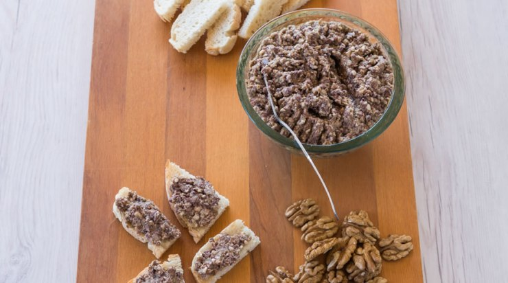Walnut Tapenade