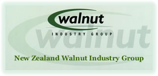 New Zealand Walnut Industry Group Logo