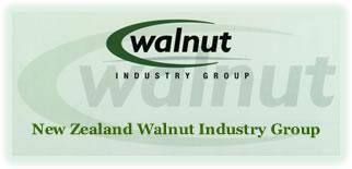 New Zealand Walnut Industry Group Logo