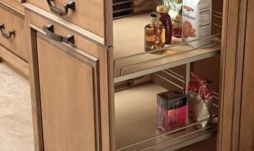 Kitchen Storage And Accessories Walpole Cabinetry