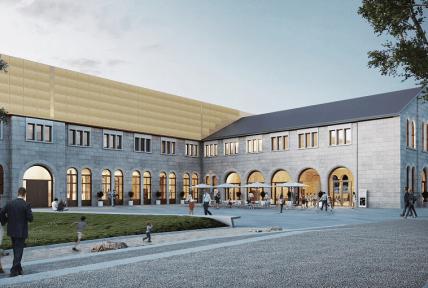 Kulturbahnhof-Aalen