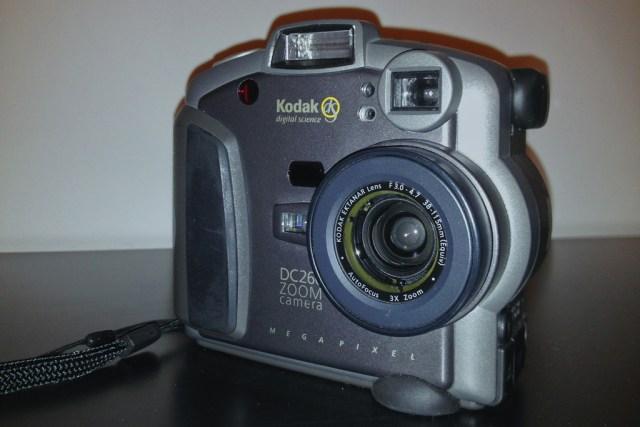 foto Kodak DC260