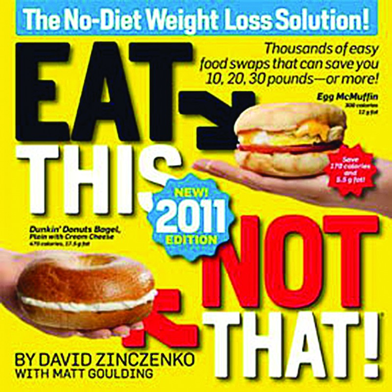 Image result for eat this not that