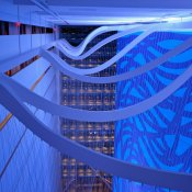 image-Conrad Hotel Veil Sculpture