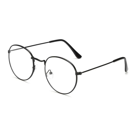 Retro Geeks – Retro and Vintage Clubmasters – Style – Clubmasters – Semi-rimless Glasses – CLEAN LENS – NO PRESCRIPTION – Essential Daily Accessories – Suitable with all outfits – UNISEX – Brand New