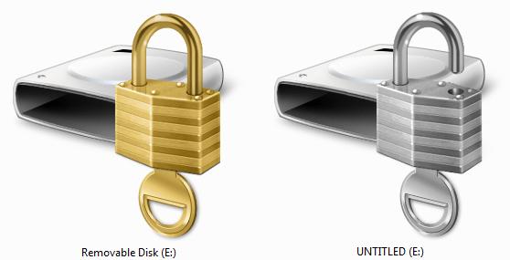 강력한 데이터 암호화 기능, Windows BitLocker