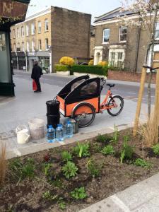 Eco-watering!