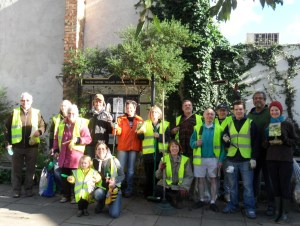 Walthamstow Village Monthly Gardening Day @ Village square