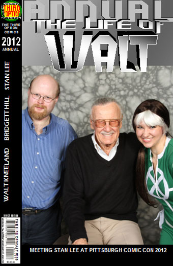 The Life of Walt Annual 2012