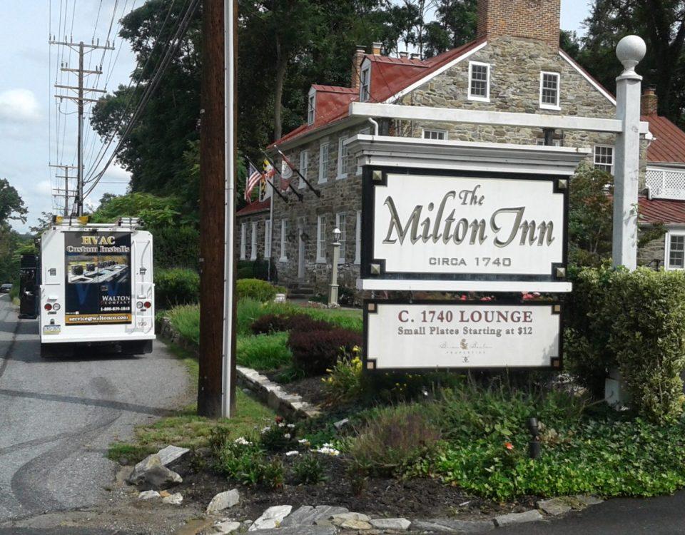 milton inn