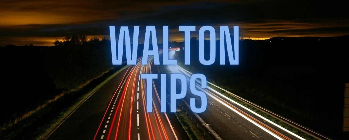 New Walton Tips Web Page