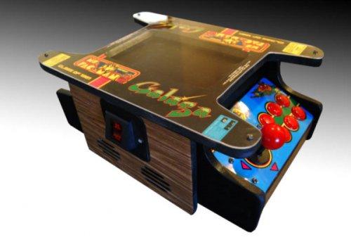 mini galaga arcade game fathers day 2010