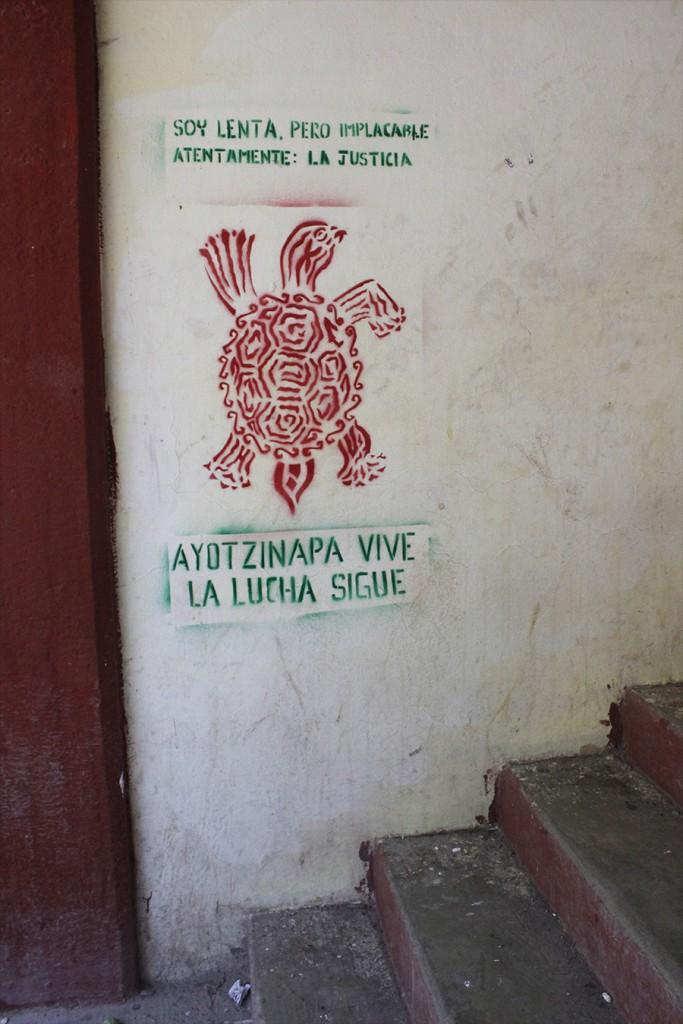 graffiti tortuga