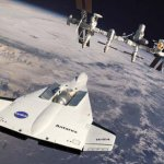 Colonial Space Shuttle