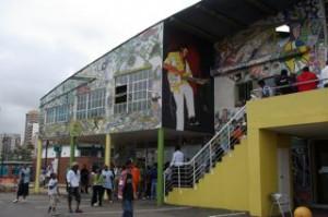 BAT Center, Durban.