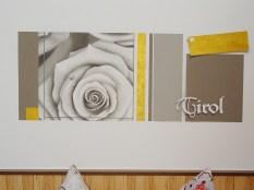 Schlafzimmer Wand