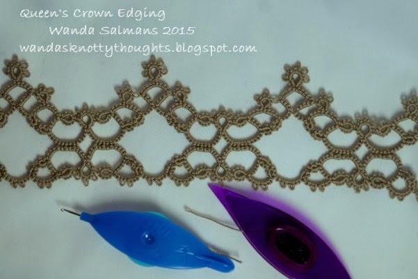 Queen's Crown Edging