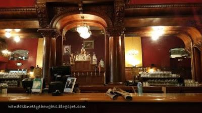 Doc Maynard's Public House in Seattle, WA wandasknottythoughts.com