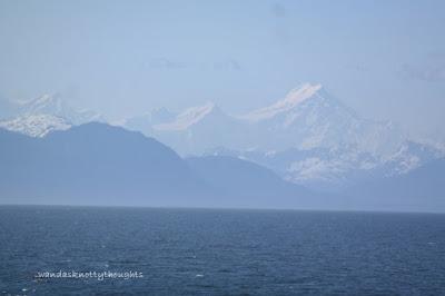 Beautiful view on Alaska cruise wandasknottythoughts.com